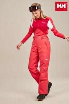 Helly Hansen Pink Snowstar Ski Pant