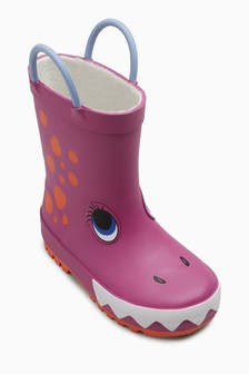 Character Wellies (Younger)