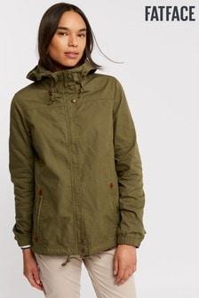 FatFace Green Wessex Jacket