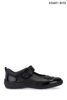 Start-Rite Black Swing Shoe