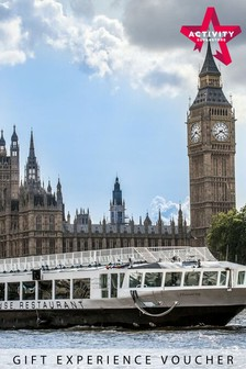 Bateaux Premier Lunch Cruise Trip For Two Gift Experience by Activity Superstore