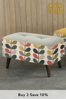 Donegal Stool by Orla Kiely