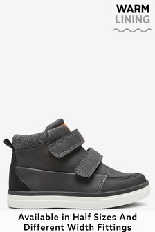 Double Strap Chukka Boots (Younger)