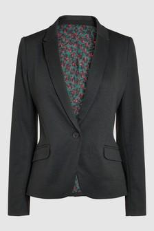 Ponte Single Breasted Jacket