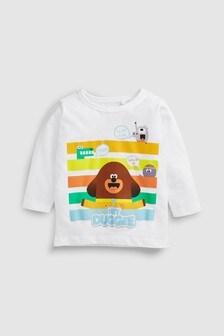 Hey Duggee T-Shirt (3mths-6yrs)