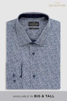Signature Floral Print Slim Fit Shirt