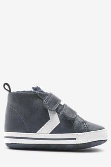 Pram Double Strap Boots (0-18mths)