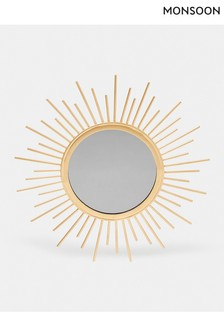 Monsoon Sunburst Mirror