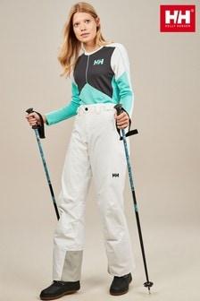 Helly Hansen White Snowstar Ski Pant