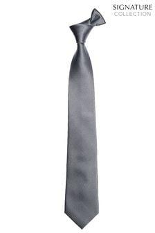 Signature Textured Tie