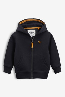 Essential Zip Through Hoody (3mths-7yrs)