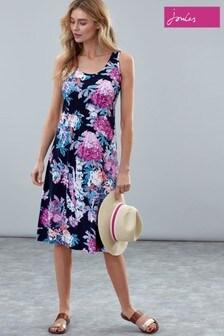 Joules Gabriella Sleeveless Jersey Dress