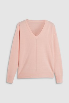 Cosy V-Neck Sweater
