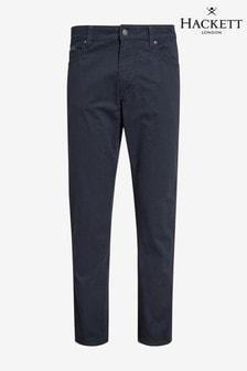 Hackett Blue Trinity 5 Pocket Trouser