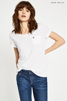 Jack Wills Pale Fullford T-Shirt