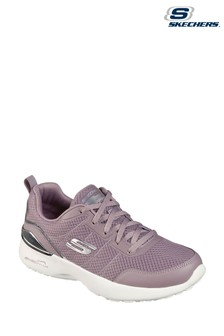 Skechers Purple Skech-Air Dynamight The Halcyon Trainers