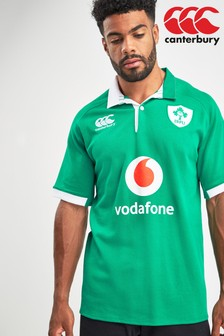 Canterbury Ireland Home Rugby Jersey