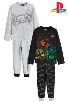 PlayStation™ Pyjamas Two Pack (3-16yrs)