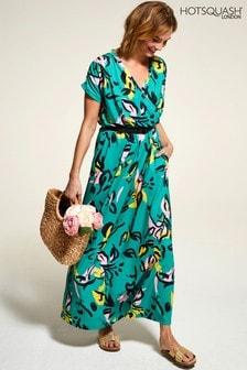 HotSquash Green Maxi Dress