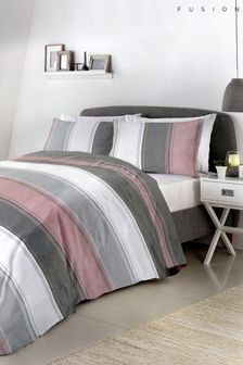 Fusion Betley Duvet Cover and Pillowcase Set