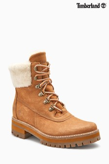 Timberland® Courmayeur Valley Shearling Boot