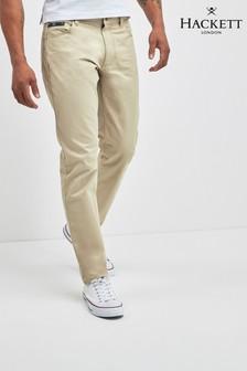 Hackett Camel Trinity 5 Pocket Trouser