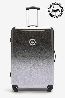 Hype. Large Speckle Print Suitcase