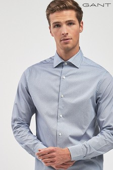 GANT Signature Print Regular Shirt