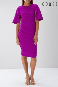 Coast Purple Savannah Dress