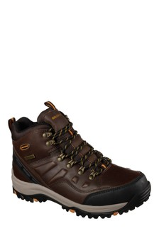 Skechers® Brown Relment Traven Boot