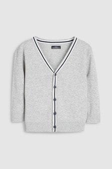 Button Through Cardigan (3mths-7yrs)