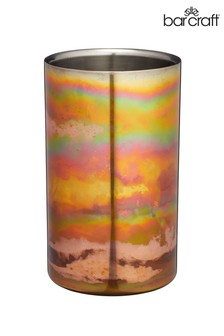 Barcraft Iridescent Copper Wine Cooler