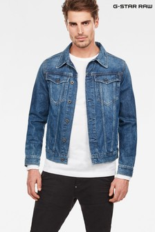 G-Star Medium Aged 3301 Slim Jacket