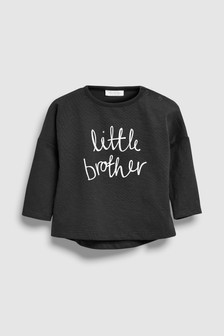 Little Brother T-Shirt (0mths-2yrs)