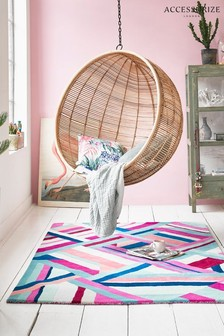 Accessorize Linear Rug