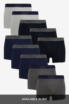 A-Fronts Pure Cotton Ten Pack