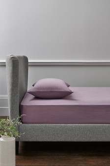 Easy Care Super Soft Deep Fitted Sheet
