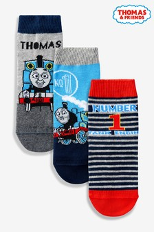 3 Pack Cotton Rich Socks (Younger)
