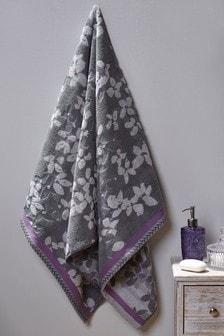 Vintage Floral Towels