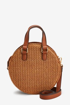 Circle Across-Body Bag