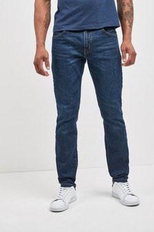 Hackett Blue Vintage Wash Regular Denim Jean
