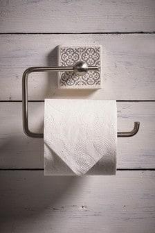 Brocante Toilet Roll Holder