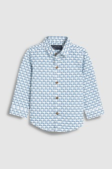 Smart Car All Over Print Shirt (3mths-7yrs)