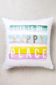 Happy Place Cushion