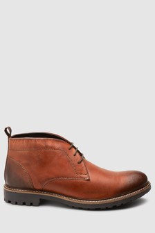 Cleat Chukka Boot