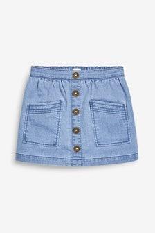 Denim Skirt (3mths-7yrs)