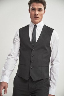 Tuxedo Suit: Waistcoat