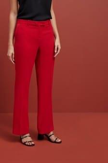 Premium Suit Boot Cut Trousers