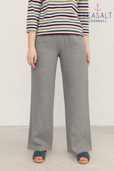 Seasalt Cornwall Grey Zinc Sea Rocket Trousers
