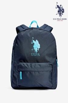 U.S Polo Assn Colourblock Backpack